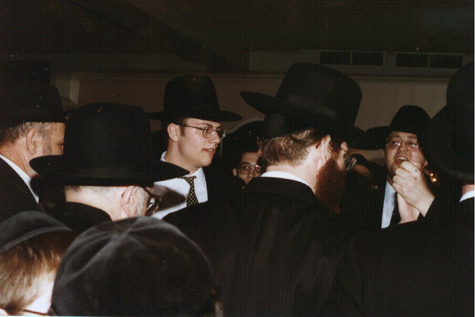 Tzvi Nussbaum Wedding