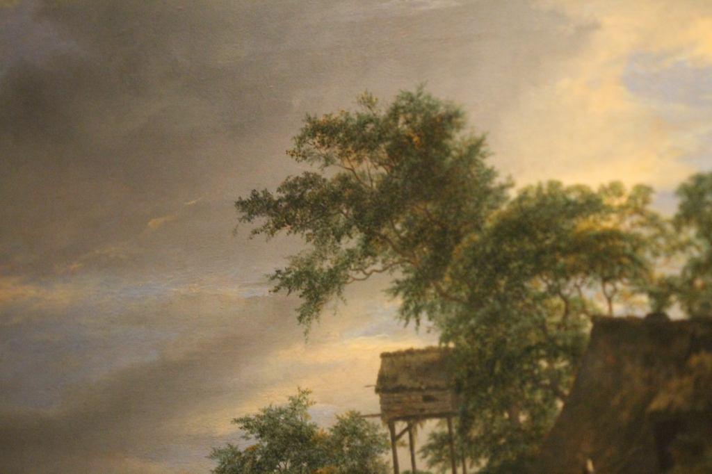 Ruisdael - Landscape