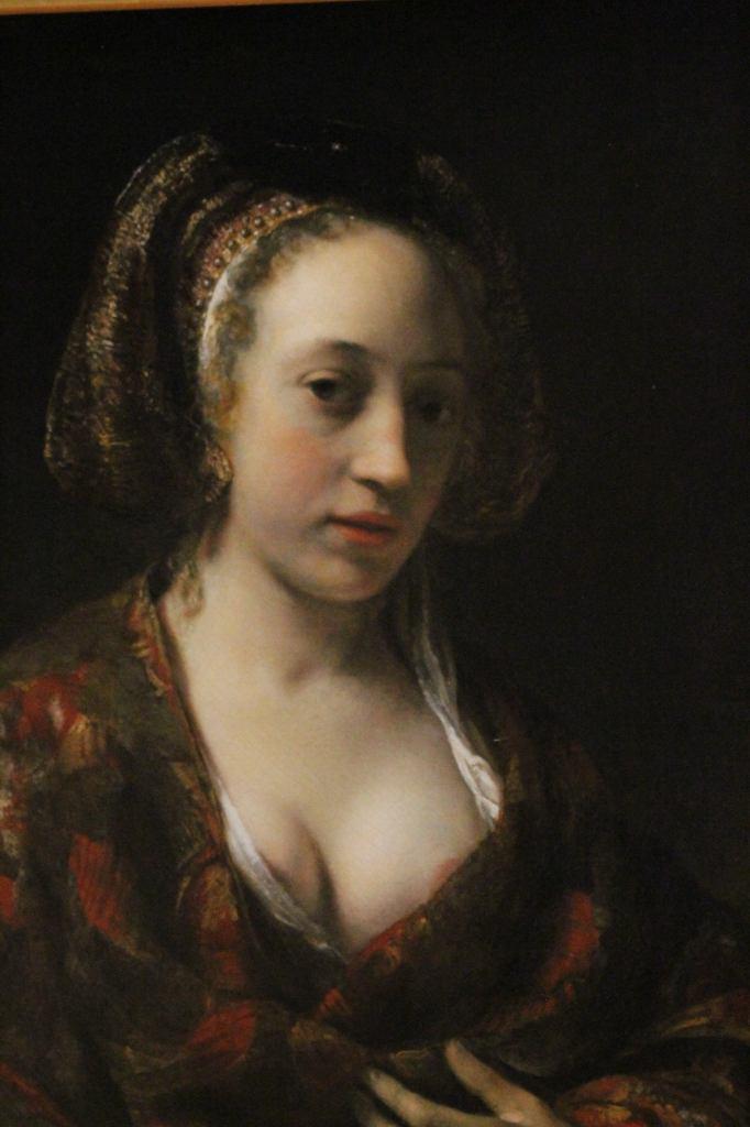 Willem Drost (1633 - 1659)
