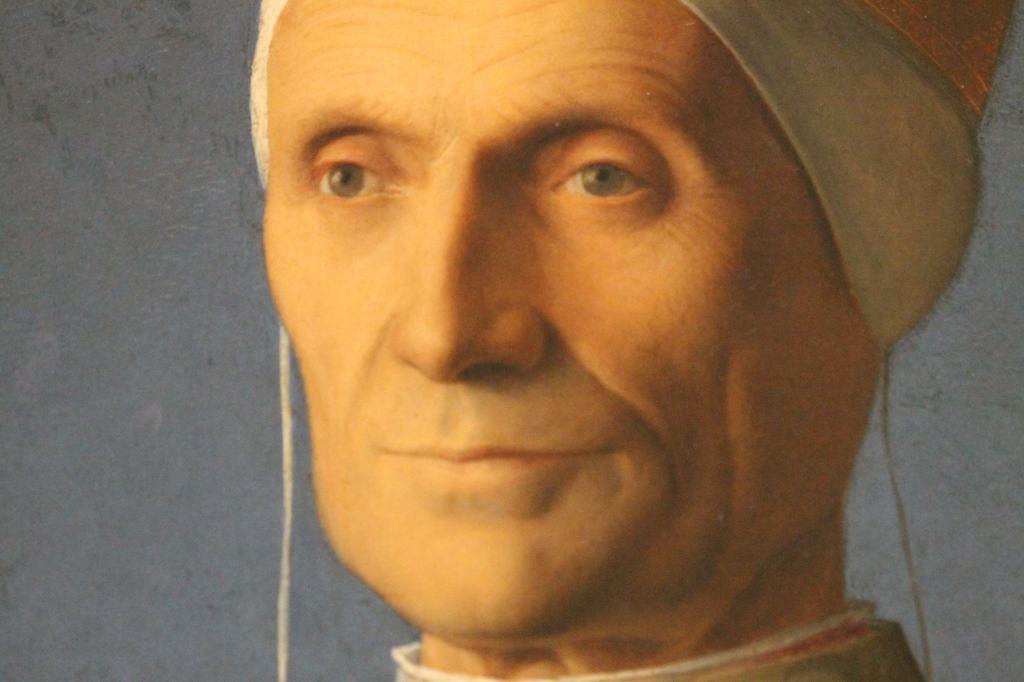 Doge Leonardo Loredan Giovanni Bellini