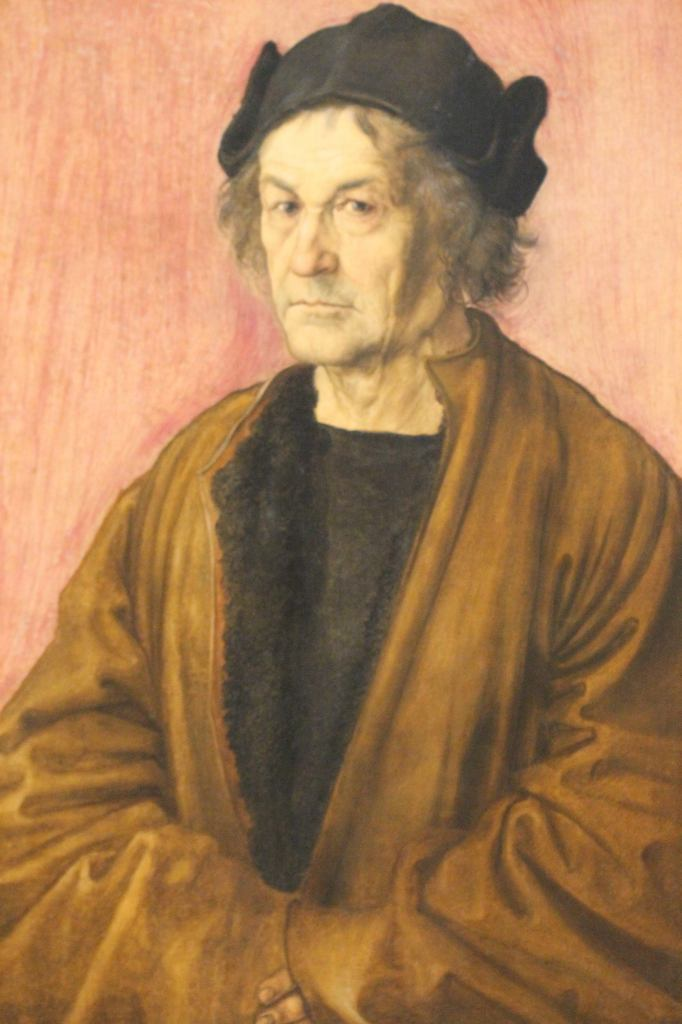 The Painter's Father After Albrecht Dürer