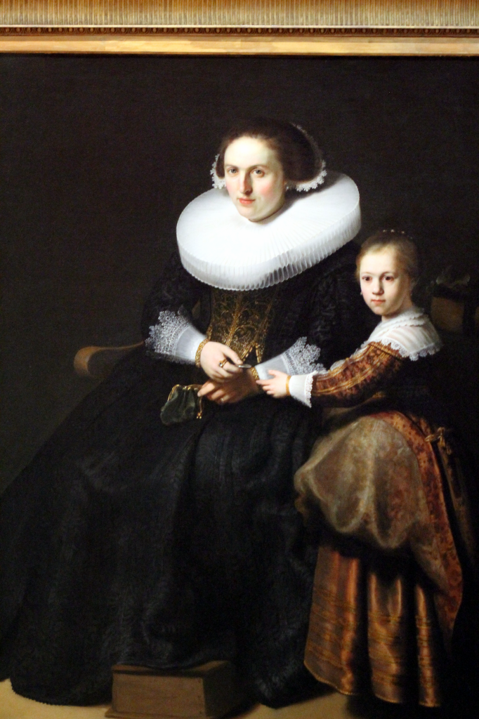 Susanna van Collen and her Daughter Anna