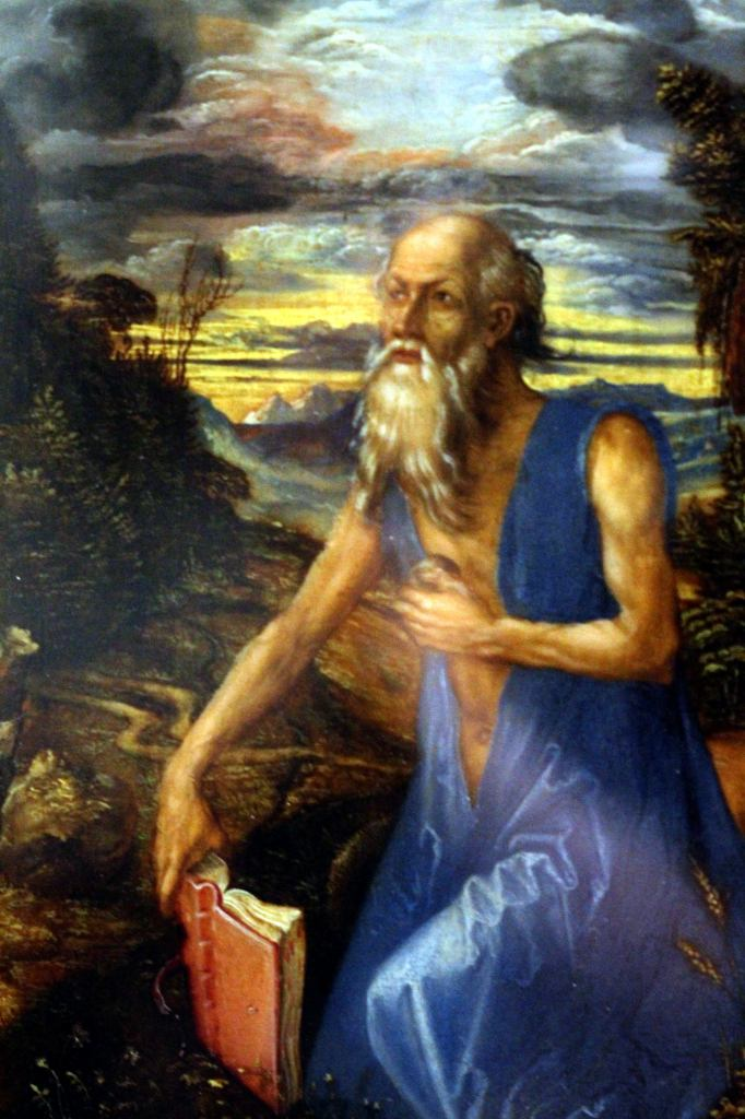 Albert Dürer - Saint Jerome