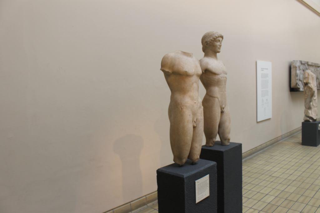 Early Greek Kouros