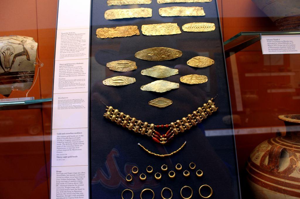 1200BC Cyprus