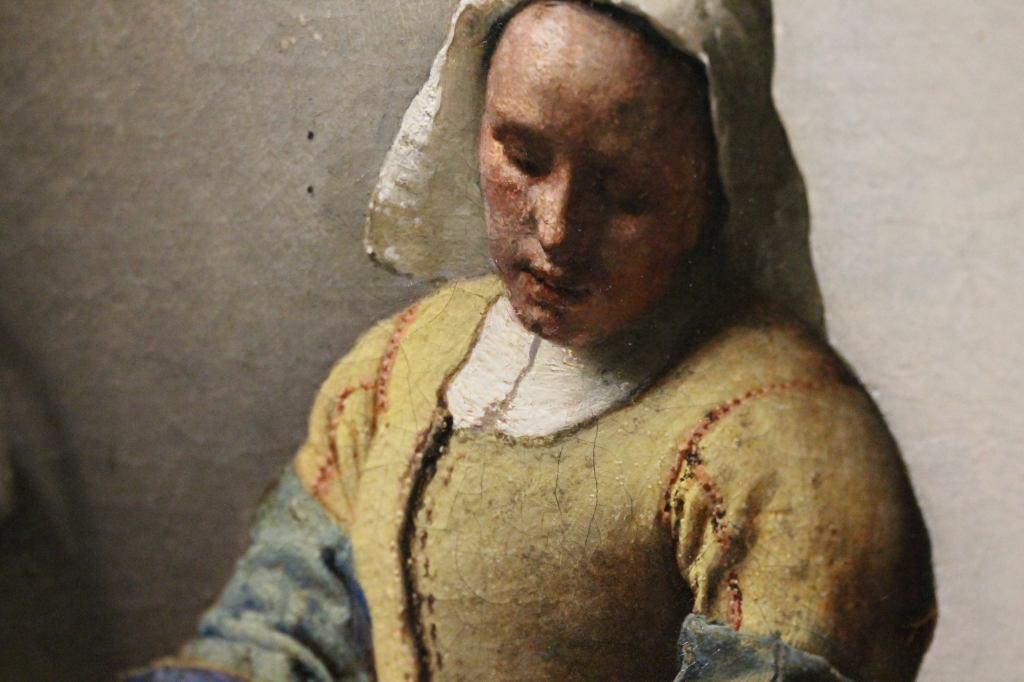 Vermeer - Milk Maid