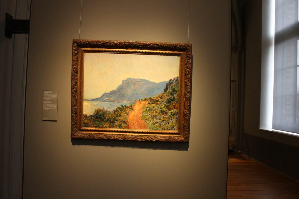 La Corniche in Monaco by Claude Monet - Impressionist at the Rijks