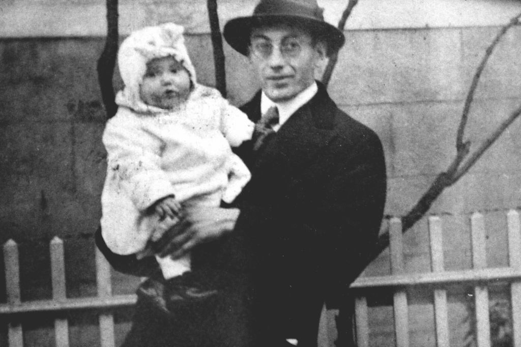 Sam Barcan and Daughter Esther