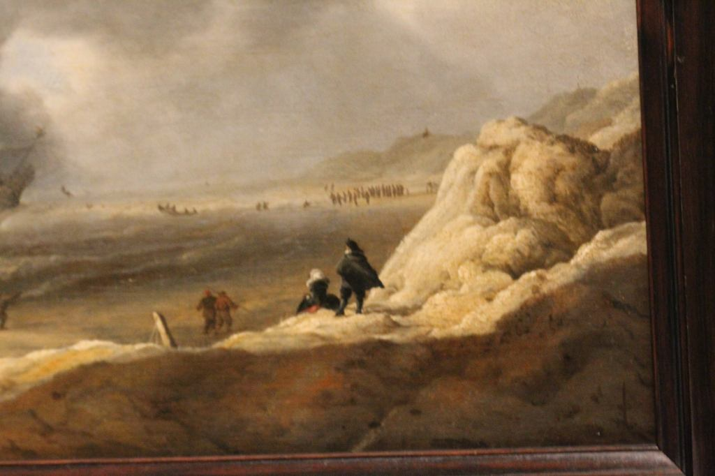 Hendrick Avercamp, Ice Scene