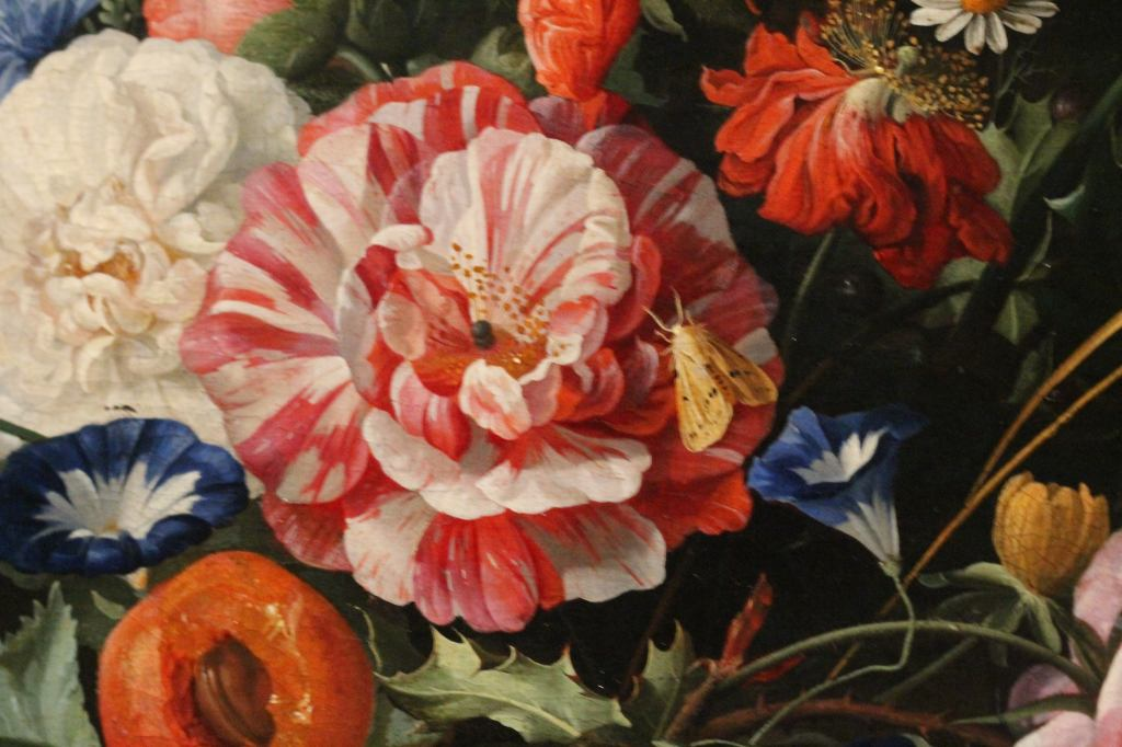 Jan Davidsz de Heem, Vase of Flowers