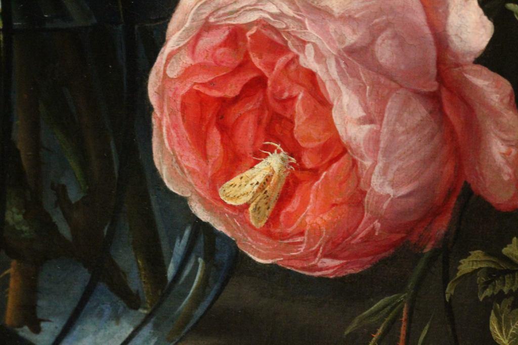 Jan Davidsz de Heem, Vase of Flowers