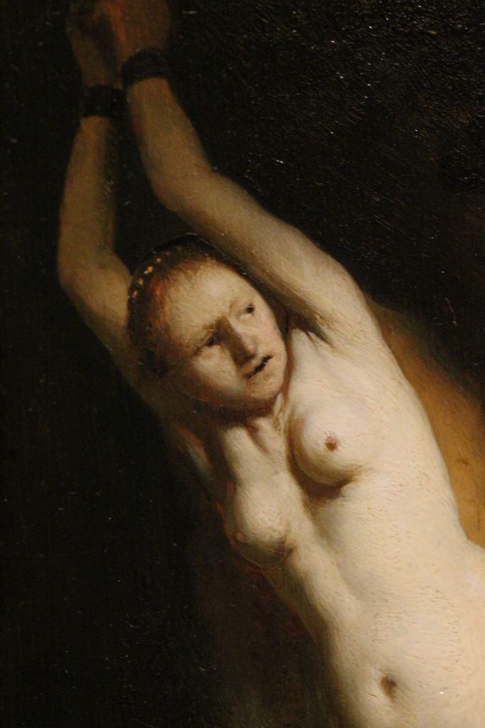 Rembrandt Andromeda