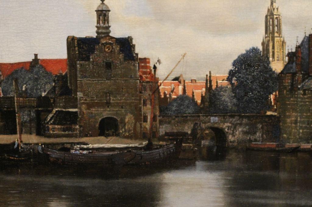 Vermeer - View of Delft