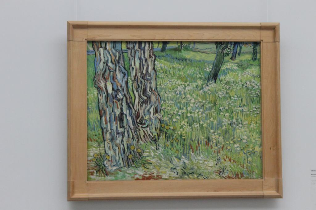 Van Gogh - Forest Understudy