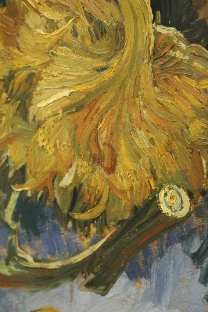 Van Gogh -  Sunflower