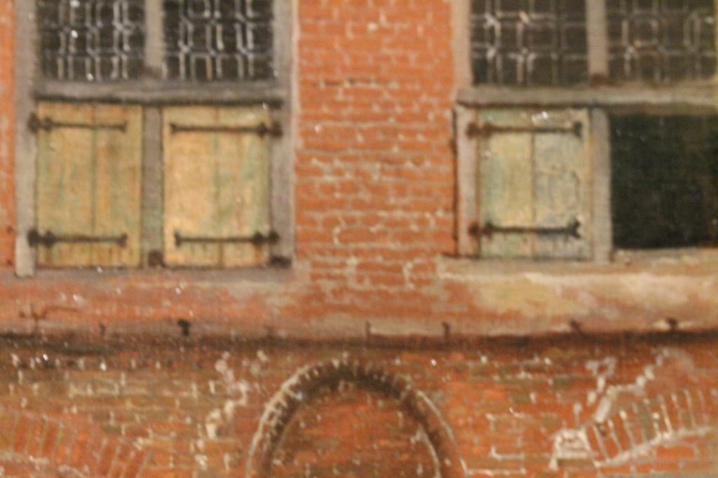 Delft House - Vermeer