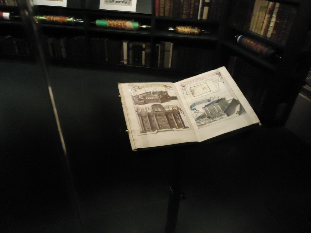 Portuguese Synagogue - Library